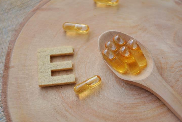 Fettlösliches Vitamin E