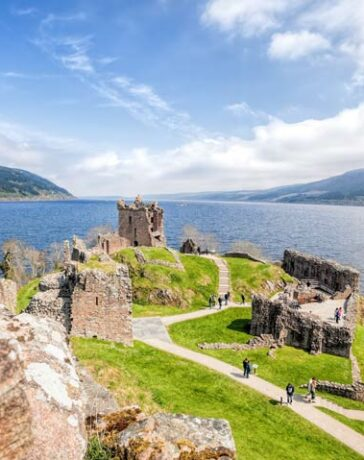 Highlands - Loch Ness